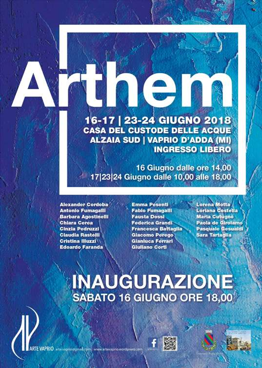 23-24/6 Arthem - mostra
