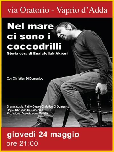 24/5 Monologo Teatrale