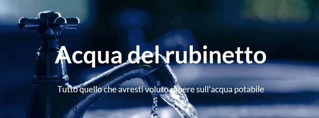 Acqua del rubinetto - Gruppo Cap