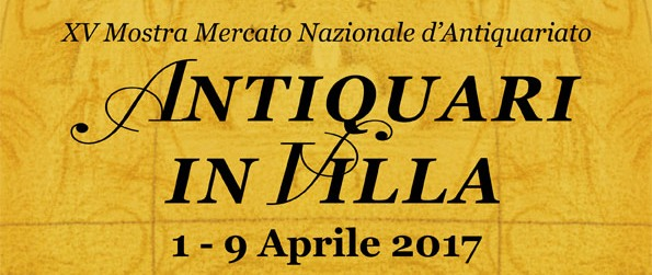 1-9/4 Antiquari in Villa